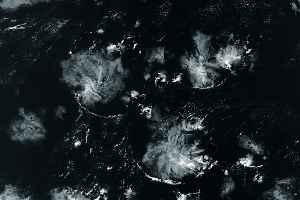 cloud arc structures cas satellite images
