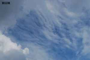 Baby Crab Clouds and weather circuits - Cloud Streamers, Roll Cloud and Cloud Ladder