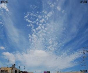Altocumulus perlucidus clouds and the earths weather global electric circuit