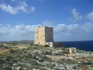 madliena tower 1658 pembroke malta grand master de redin