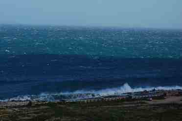 white horse (whitecaps) and sea waves - what dont you see?