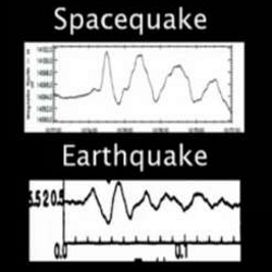Earths Spacequakes and Earthquakes – the same?