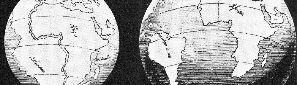 You like Pangaea and I like Expanding Earth Pangea