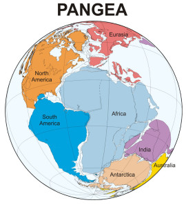 pangea earth expansion theories