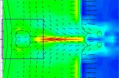 spacequakes plasma jet