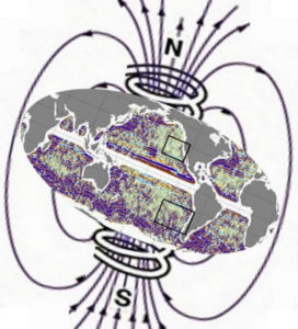 transformer earth ocean currents striations