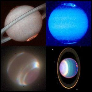 electromagnetic coils transformer planets saturn jupiter exoplanets aurora Uranus Neptune