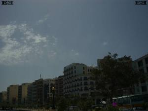 Waterfront Hotel gzira malta photographs the strand