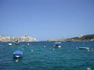 grand harbour malta gzira photograph images
