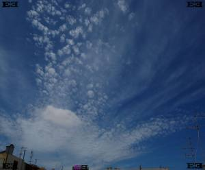 explain discuss show images how are they created Altocumulus perlucidus Cirrus fibratus