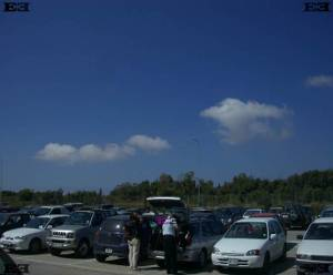 Ta Qali National Stadium carpark