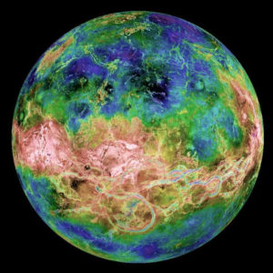 expanding venus slowing down rotation earth growing