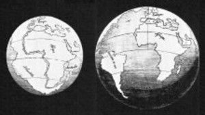 growing earth theory (expanding)