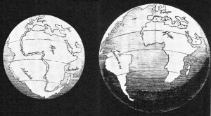 growing earth theory evidence pangea break up