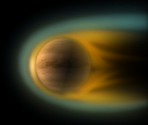 growing venus theory evidence slowing rotation speed earth expanding